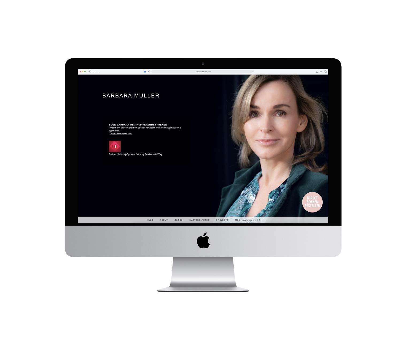 website barbara muller