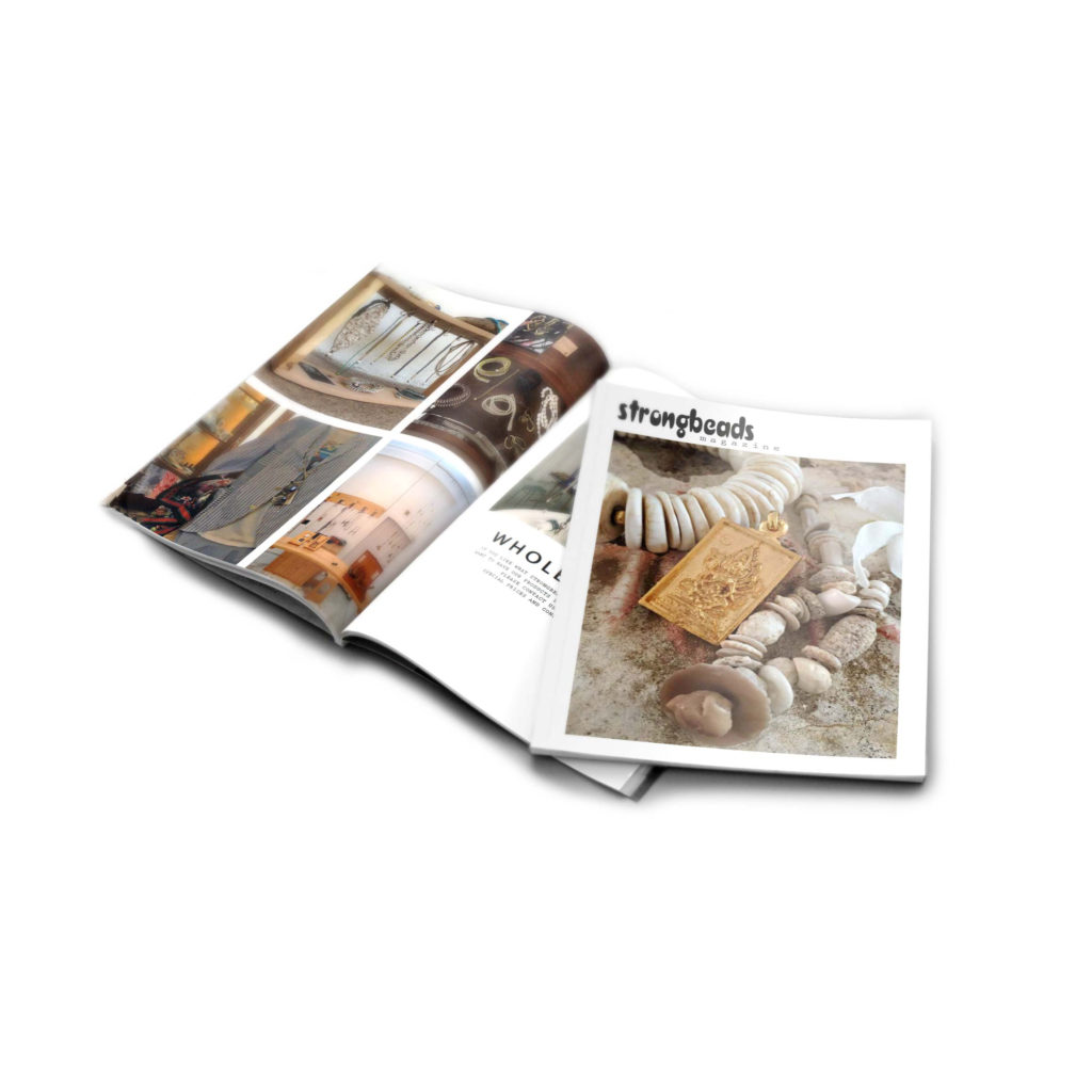magazine strongbeads